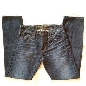 American Eagle Slim Straight Jeans 31X34